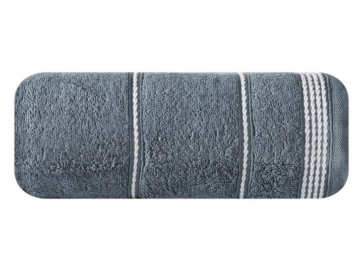 Ręcznik bawełniany grafitowy R77