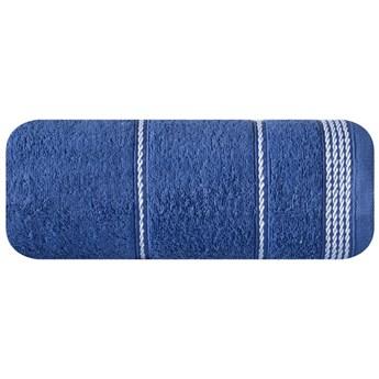 Ręcznik bawełniany granatowy  R77
