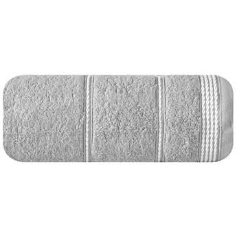 Ręcznik bawełniany popiel R77