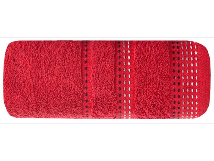Ręcznik bawełniany bordowy R3-20
