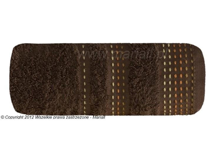 Ręcznik bawełniany brązowy R3-05