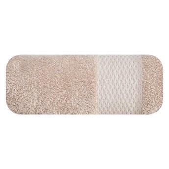 Ręcznik bawełniany beżowy R40