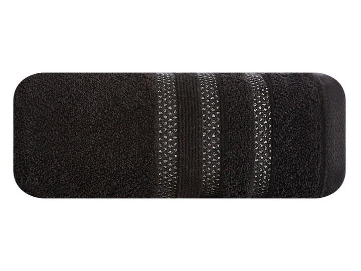 Ręcznik bawełniany czarny R43