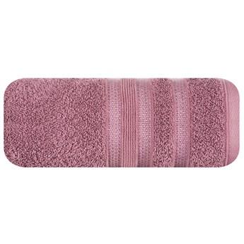 Ręcznik bawełniany różowy R43