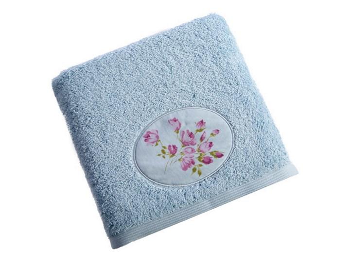 Ręcznik bawełniany błękitny R62-04