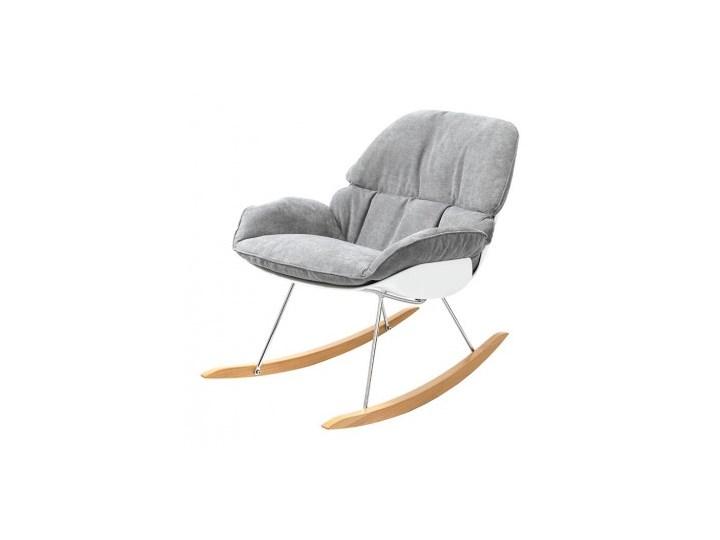 Fotel Paris bujany Drewno Fotel bujany Wysokość 35 cm Tkanina Wysokość 79 cm Głębokość 69 cm Fotel masujący Styl klasyczny