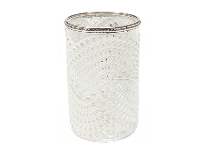 Świecznik Polar 16cm biały