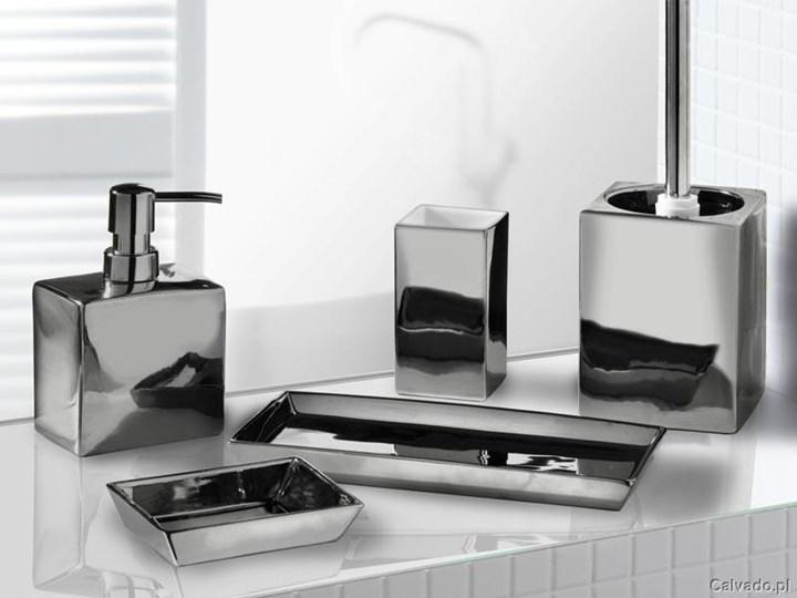 Komplet Akcesoriów Kw Glamour Silver