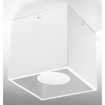 Quad lampa sufitowa 1-punktowa biała SL.0027