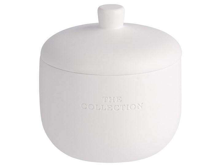 Uniwersalny pojemnik COLLECTION WHITE, WENKO Na produkty sypkie Tworzywo sztuczne Styl klasyczny