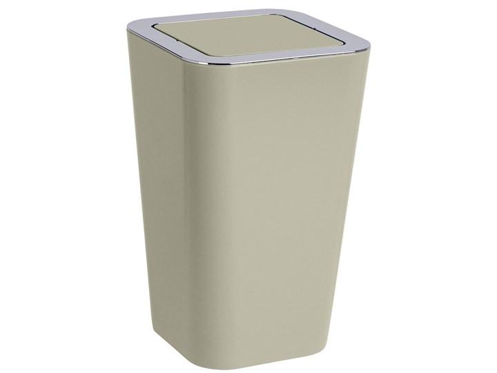 Kosz na śmieci CANDY TAUPE - 6 l, WENKO Kosz uchylny