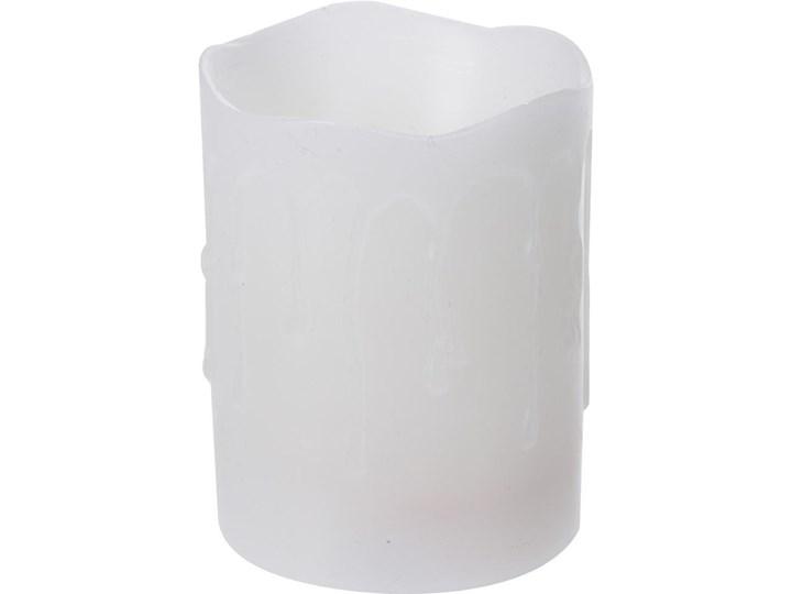 Świeca Led, biała, wys. 10 cm