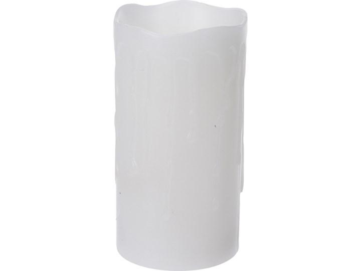 Świeca Led, biała, wys. 15 cm