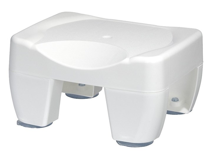 Krzesło do wanny, pod prysznic, WENKO Materiał nóżek Tworzywo sztuczne