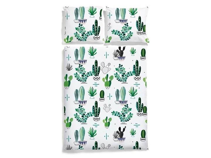 """Dwustronna pościel """"Kaktusy"""""""