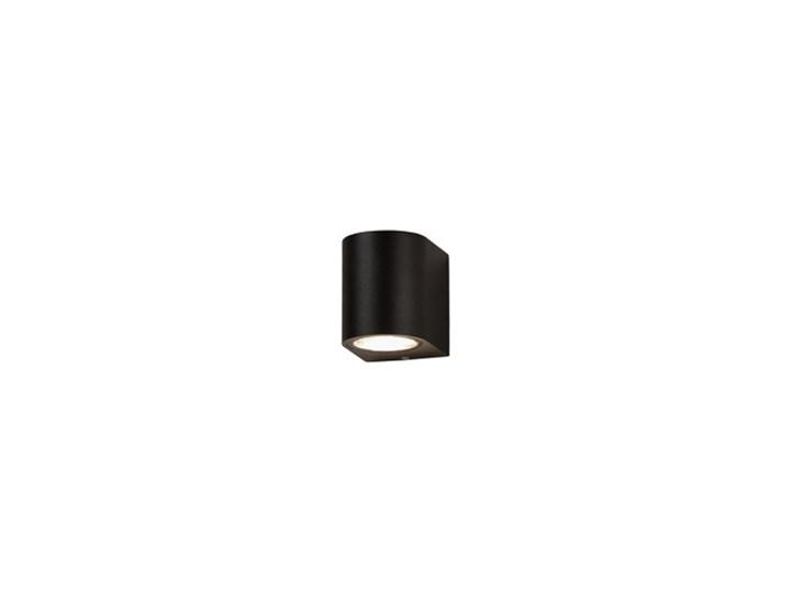 RIMINI Kinkiet ogrodowy Kategoria Lampy ogrodowe Kolor Czarny