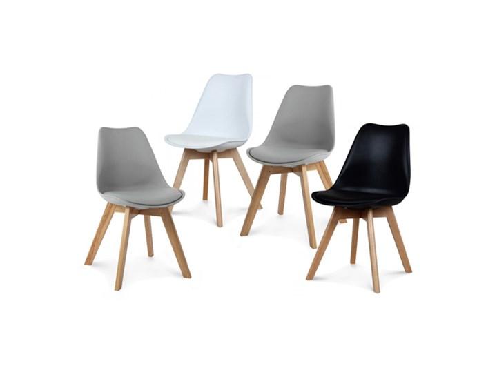 Zestaw 4 Nowoczesne Krzesło Modern Dsw Retro Kolor