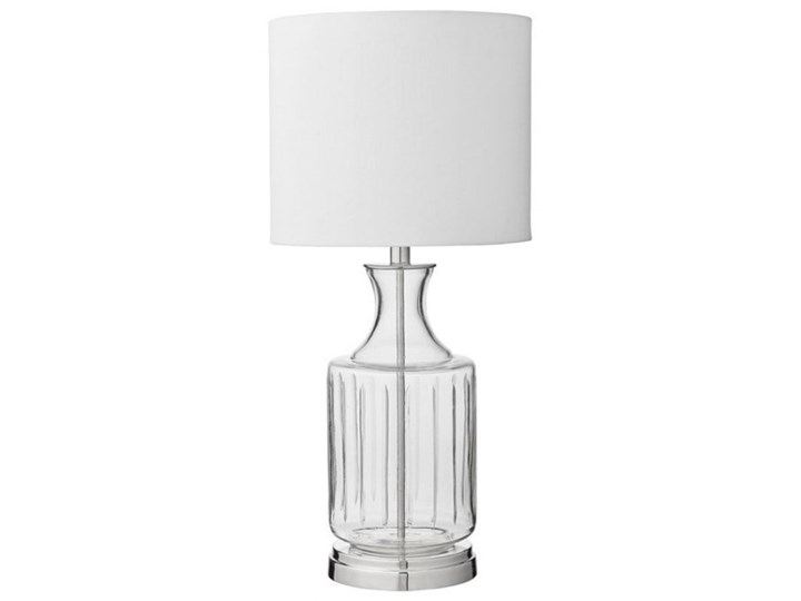 Szklana Lampa Stołowa Capella Lene Bjerre Lampy Stołowe