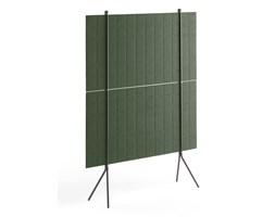 Ścianka podłogowa SPLIT, 1200x1500 mm, zielony