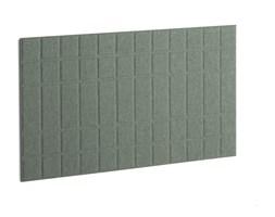 Panel dźwiękochłonny SPLIT, 1200x600 mm, zielony