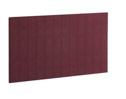 Panel dźwiękochłonny SPLIT, 1200x600 mm, bordowy