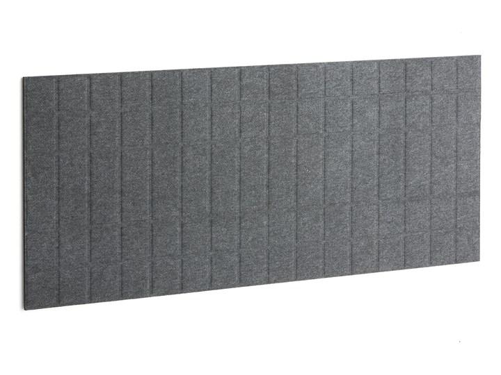 Panel dźwiękochłonny SPLIT, 1600x600 mm, ciemnoszary