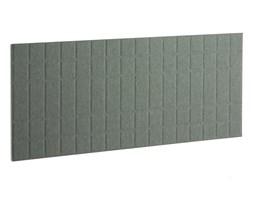 Panel dźwiękochłonny SPLIT, 1600x600 mm, zielony
