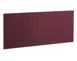 Panel dźwiękochłonny SPLIT, 1600x600 mm, bordowy