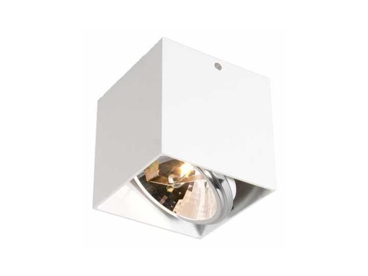 Spot lampa sufitowa ruchoma oprawa natynkowa Zuma Line Box SL1 1x42W G9 biały 89947 + żarówka LED za 1 zł GRATIS! >>> RABATUJEMY do 20% KAŻDE zamówienie !!! - wysyłka w 24h Oprawa stropowa Oprawa ruchoma Oprawa led