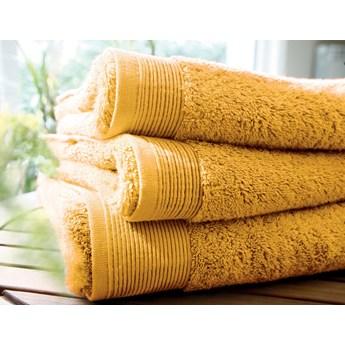 Ręcznik Blanc Des Vosges UNI Żółty