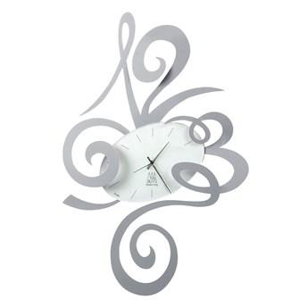 Zegar ścienny ROBIN srebrny - Arti&Mestieri