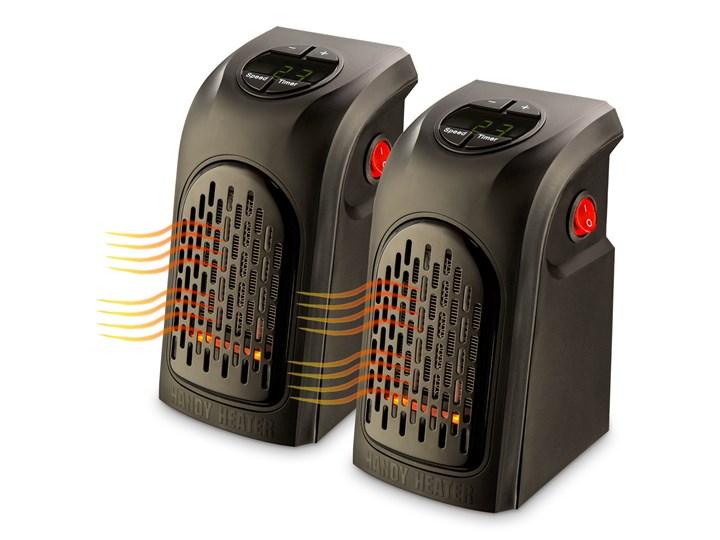 Kompaktowy Ogrzewacz Powietrza Rovus Handy Heater Zestaw 2