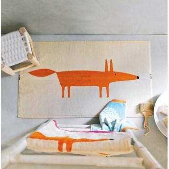 Mata łazienkowa Scion Living Mr Fox Sable