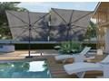 Parasol ogrodowy Riva 2,5x2,5m Parasole