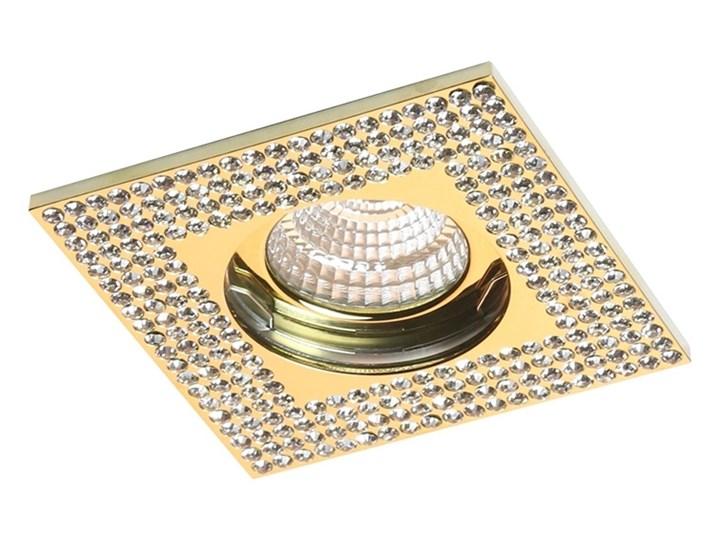 Luxera 71079 - Oprawa wpuszczana CRYSTALS 1xGU10/50W/230V kryształ