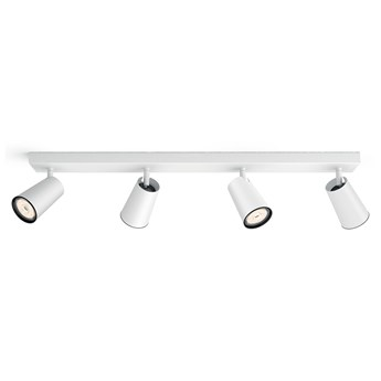 Philips 50574/31/PN - LED Oświetlenie punktowe MYLIVING PAISLEY 4xGU10/4,6W/230V