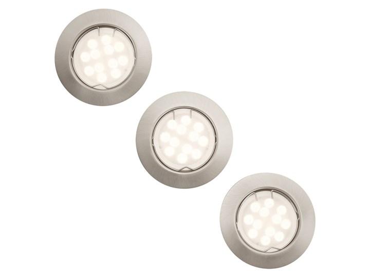 Philips 591431716 Set 3x Led Oświetlenie łazienkowe Lunar 3xgu105w230v