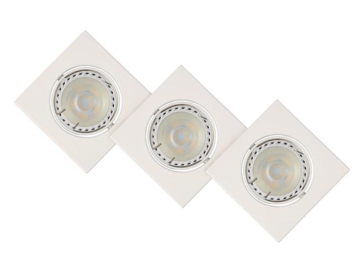 Lucide 11002/15/31 - Zestaw 3x LED Oprawa wpuszczana FOCUS 3xGU10/5W/230V biała