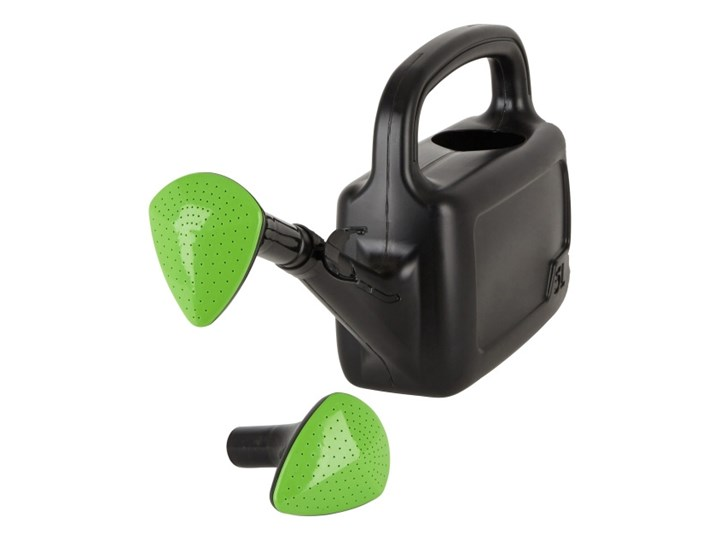 Konewka Prosperplast Aqua 5 l czarna Tworzywo sztuczne