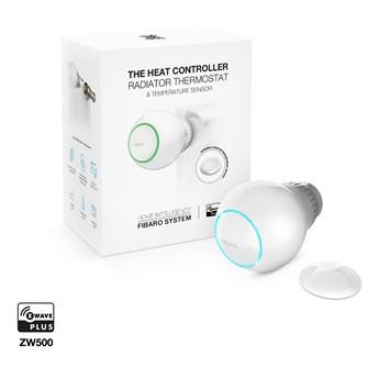 Fibaro Heat Controller - głowica + czujnik Zestaw