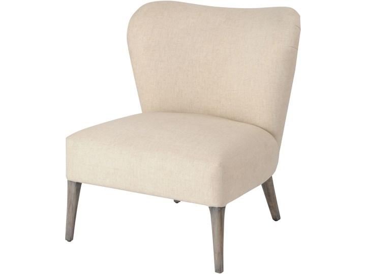 Lniany fotel Finchley Głębokość 70 cm Wysokość 83 cm