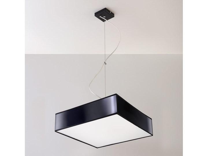 Lampa wisząca Sollux Lighting Horus 35 czarny SL.0130