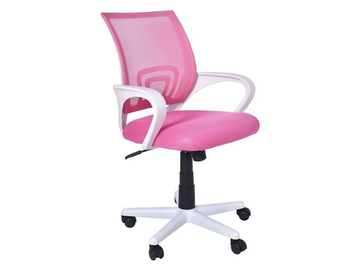 Fotel Bianco Biało Różowy