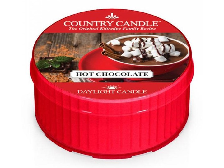 Country Candle - Hot Chocolate - Daylight (35g)