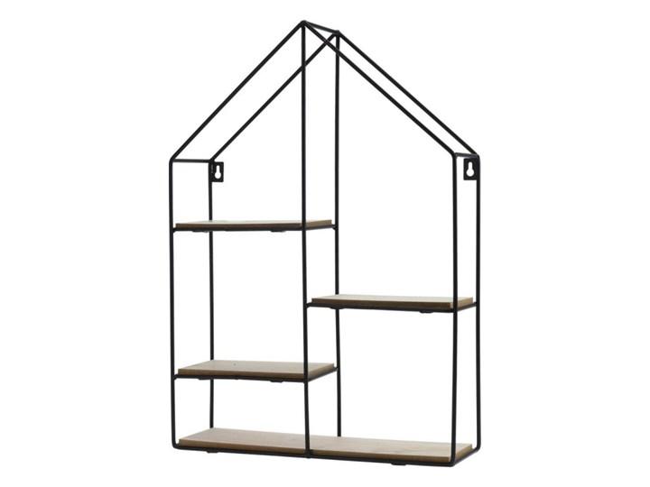 Półka Loftowa Domek 35x50 Cm Na Drobiazgi
