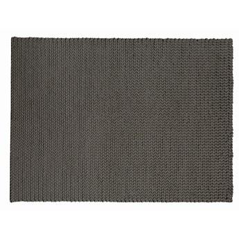 Dywan ręcznie tkany Carpet Decor Salud Dark Gray