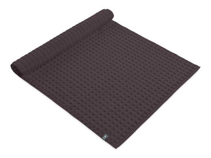 Dywanik łazienkowy Moeve Piquee Graphit 60x130 cm Bawełna 60x60 cm Kategoria Dywaniki łazienkowe 60x100 cm Kolor Szary