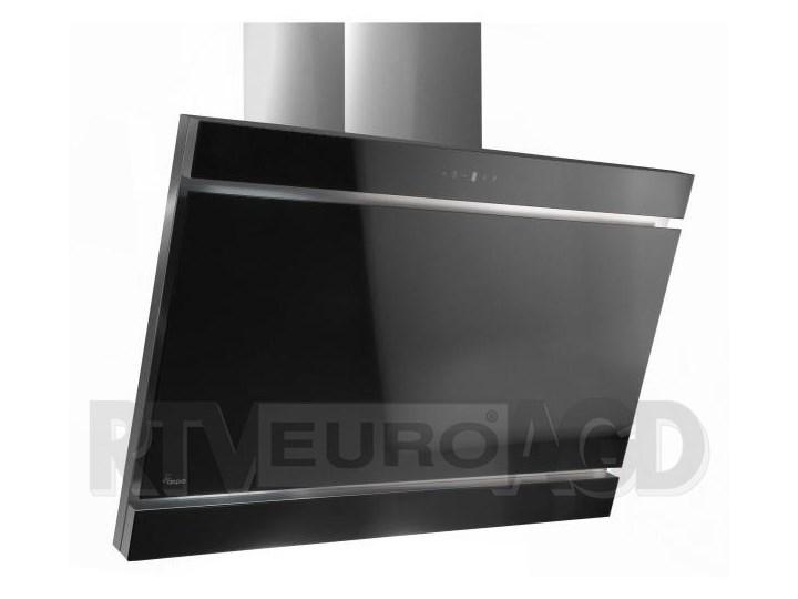 Akpo WK-9 Kastos 60 (czarny) metal Okap kominowy Szerokość 60 cm Styl nowoczesny Sterowanie Elektroniczne