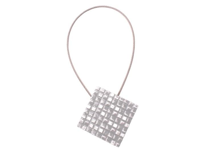 Magnes dekoracyjny 88 srebrny