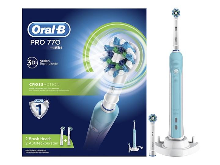 ORAL-B Szczoteczka rotacyjna ORAL-B PRO 770  PRO 770